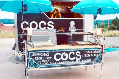 Food Trailer COCS